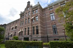 5 Bureau in aanbouw UvA BG5 IVIR Joris van Hamond