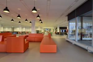 Bureau in aanbouw 2013 HvA