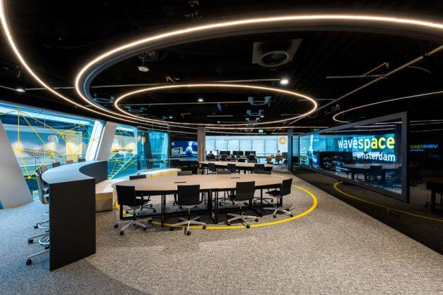 Bureau in aanbouw Joris van Hamond huisvesting projectmanagement Design and build interieur ontwerp